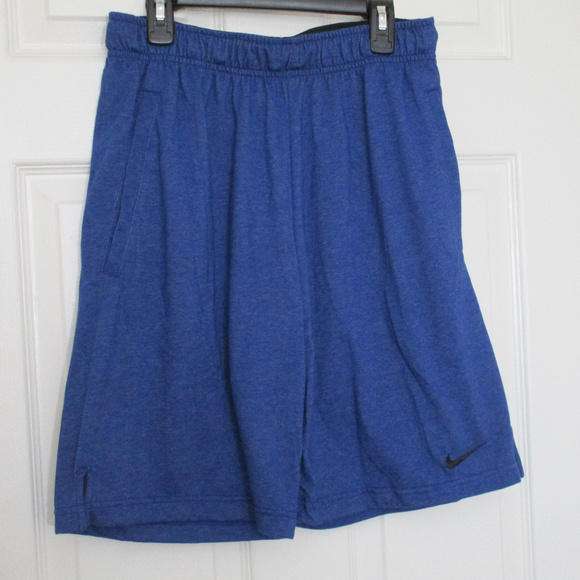 Nike Other - AUTHENTIC NIKE DRI-FIT COTTON TRAINING SHORTS NWT